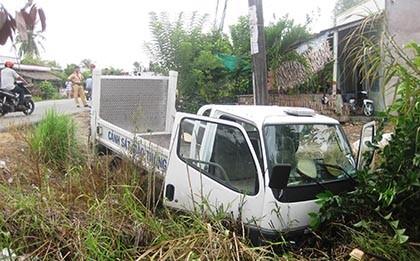 Vụ xe CSGT tông nữ sinh lớp 9: Nạn nhân tử vong sau 9 giờ nguy kịch - ảnh 1