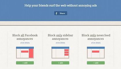 Vô hiệu hóa các yếu tố phiền toái trên Facebook - ảnh 3