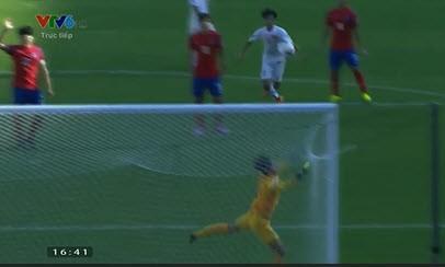 U19 Việt Nam 0–6 U19 Hàn Quốc: Vỡ trận - ảnh 1