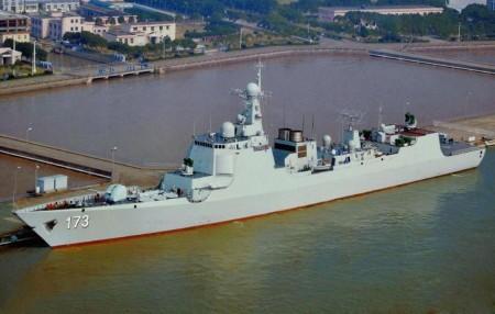 Trung Quốc đang phát triển lực lượng hải quân hùng hậu, hiện đại