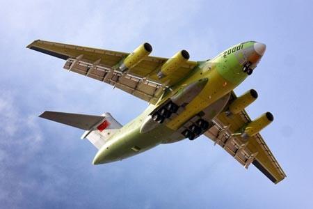 Máy bay vận tải Xian Y-20 của Trung Quốc