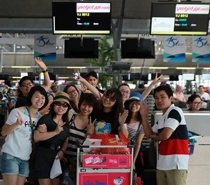 Bay đến Thanh Hóa dễ dàng chỉ 0 đồng với Vietjet - ảnh 2