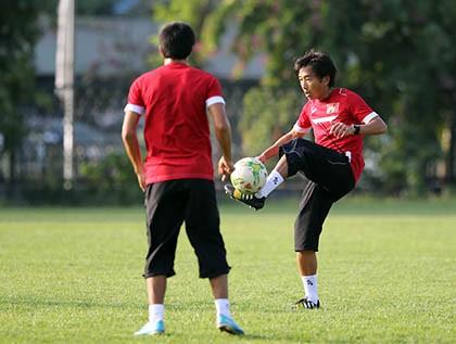 Việt Nam 3-0 Lào: Mở toang cửa vào bán kết - ảnh 21