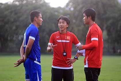 Việt Nam 3-0 Lào: Mở toang cửa vào bán kết - ảnh 22