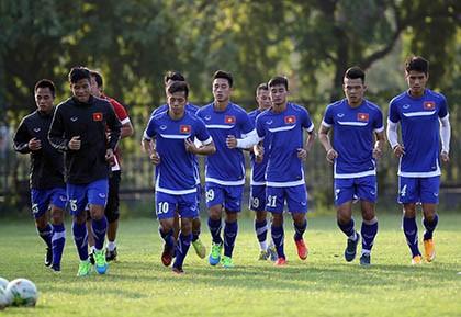 Việt Nam 3-0 Lào: Mở toang cửa vào bán kết - ảnh 12