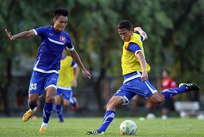 Việt Nam 3-0 Lào: Mở toang cửa vào bán kết - ảnh 16