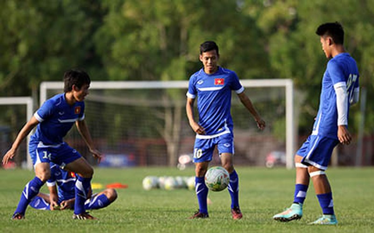 Việt Nam 3-0 Lào: Mở toang cửa vào bán kết - ảnh 17