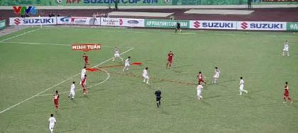 Việt Nam 3-0 Lào: Mở toang cửa vào bán kết - ảnh 4
