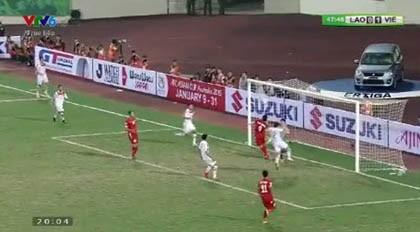 Việt Nam 3-0 Lào: Mở toang cửa vào bán kết - ảnh 7