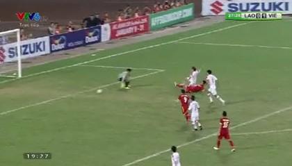 Việt Nam 3-0 Lào: Mở toang cửa vào bán kết - ảnh 9