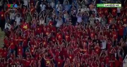 Việt Nam 3-0 Lào: Mở toang cửa vào bán kết - ảnh 10