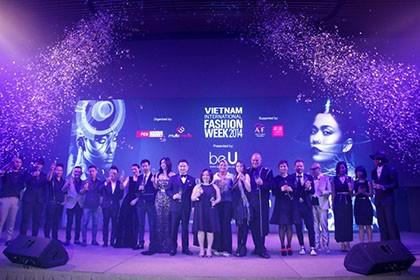 Tuần lễ thời trang quốc tế Việt Nam: Giấc mơ thành sự thật - ảnh 1