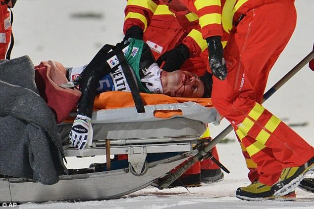 Kinh hoàng nhà vô địch Olympic gặp tai nạn bất tỉnh trên vũng máu - ảnh 3