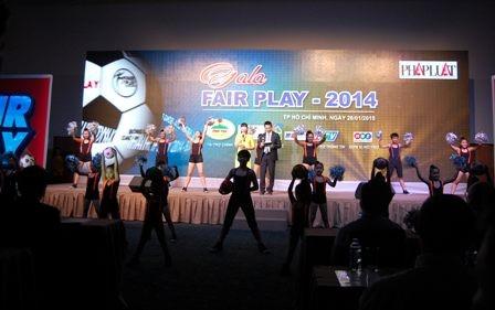 U19 Việt Nam đăng quang giải Fair Play 2014 - ảnh 5