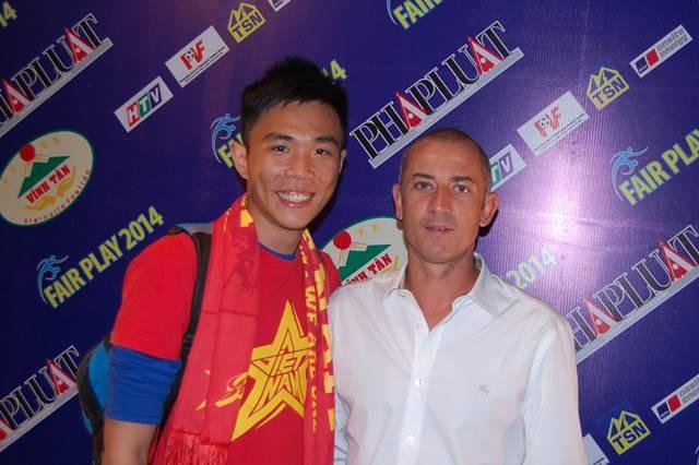 U19 Việt Nam đăng quang giải Fair Play 2014 - ảnh 7