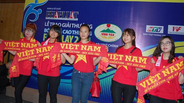 U19 Việt Nam đăng quang giải Fair Play 2014 - ảnh 14