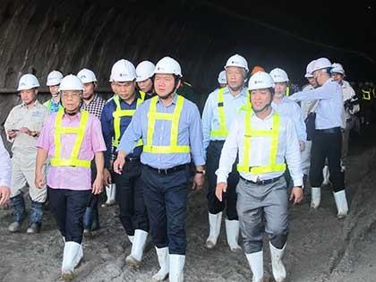 Dự án mở rộng QL1 tại Bình Định: Thay ban quản lý, chấm dứt nhà thầu - ảnh 1