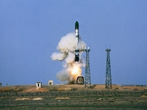 Nga bí mật thử thành công tên lửa đạn đạo mới - ảnh 1