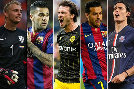 M.U cần 5 cầu thủ để vô địch Premier League: Họ là ai? - ảnh 1