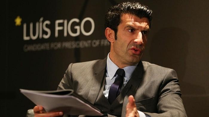 Cuộc đua Chủ tịch FIFA: Figo đột ngột rút lui! - ảnh 1