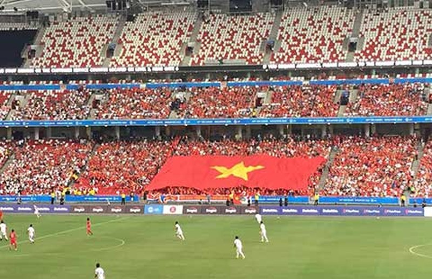 U23 Việt Nam - U23 Myanmar (1-2): U-23 Việt Nam lại lỡ hẹn - ảnh 11