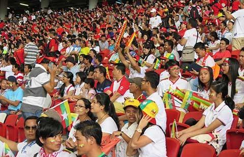 U23 Việt Nam - U23 Myanmar (1-2): U-23 Việt Nam lại lỡ hẹn - ảnh 5