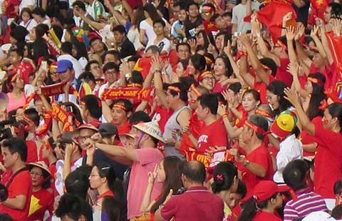 U23 Việt Nam - U23 Myanmar (1-2): U-23 Việt Nam lại lỡ hẹn - ảnh 6