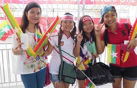 U23 Việt Nam - U23 Myanmar (1-2): U-23 Việt Nam lại lỡ hẹn - ảnh 7