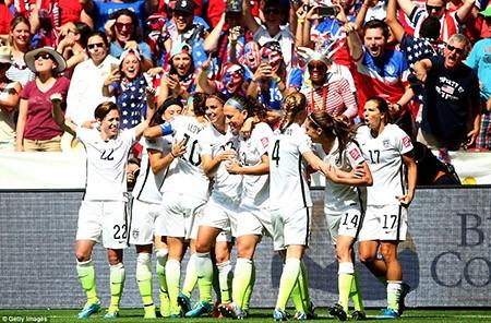 Hạ Nhật 5-2, Mỹ lên ngôi vô địch thế giới - ảnh 4