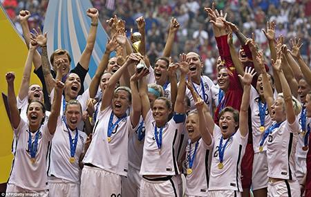 Hạ Nhật 5-2, Mỹ lên ngôi vô địch thế giới - ảnh 5