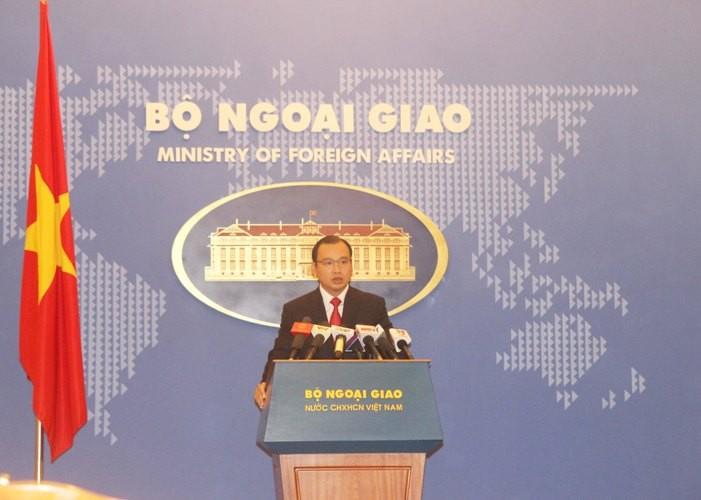 Bộ Ngoại giao lên tiếng về thông tin 'VN chuyển vũ khí về phía Tây Nam' - ảnh 1