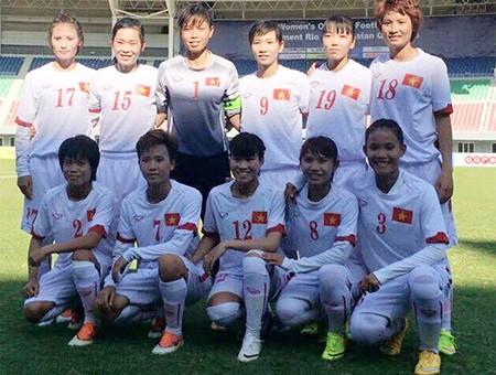Myanmar hạ gục Đài Loan, nữ Việt Nam vào vòng loại cuối Olympic Rio 2016 - ảnh 1