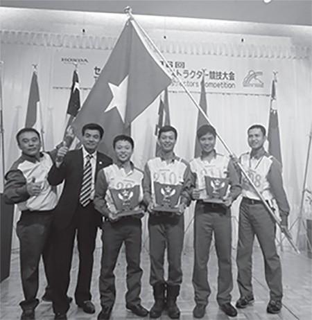 Honda Việt Nam đoạt hai giải nhất về lái xe an toàn quốc tế - ảnh 1