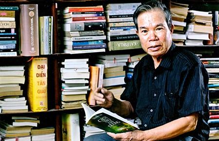 Nhà văn Ma Văn Kháng: 'Vụ Phan Huyền Thư chỉ là chuyện vặt' - ảnh 1