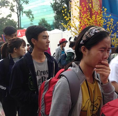 Tiễn 2.500 sinh viên về quê đón tết - ảnh 3