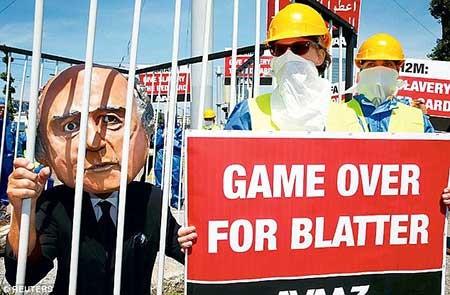 Tân Chủ tịch FIFA Gianni Infantino: Nhân vật phút 89 - ảnh 2