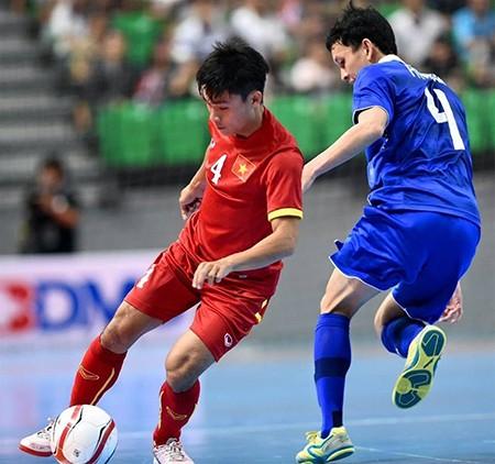 Futsal Việt Nam tập trung chuẩn bị World Cup 2016   - ảnh 1