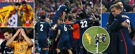Griezmann tỏa sáng, Barca trở thành cựu vương Champions League - ảnh 1