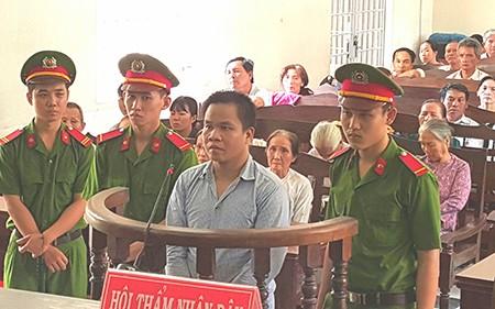 Vụ án vườn mãng cầu: Tòa tuyên án tử hình hung thủ - ảnh 1