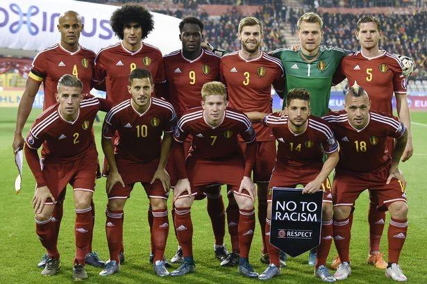 'Chú ngựa ô' Bỉ chốt danh sách dự Euro 2016: Đáng tiếc Kompany! - ảnh 1