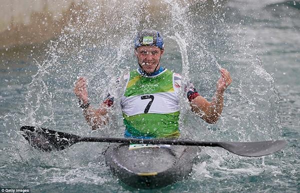 50 khoảnh khắc đẹp ngỡ ngàng tại Olympic Rio 2016 (phần 1) - ảnh 21