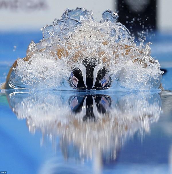 50 khoảnh khắc đẹp ngỡ ngàng tại Olympic Rio 2016 (phần 1) - ảnh 24