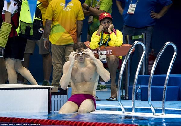 50 khoảnh khắc đẹp ngỡ ngàng tại Olympic Rio 2016 (phần 1) - ảnh 2