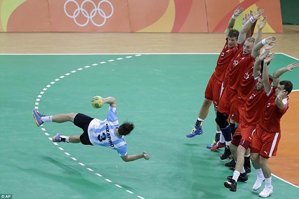 50 khoảnh khắc đẹp ngỡ ngàng tại Olympic Rio 2016 (phần 1) - ảnh 8