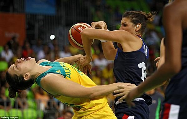 50 khoảnh khắc đẹp ngỡ ngàng tại Olympic Rio 2016 (phần 1) - ảnh 18