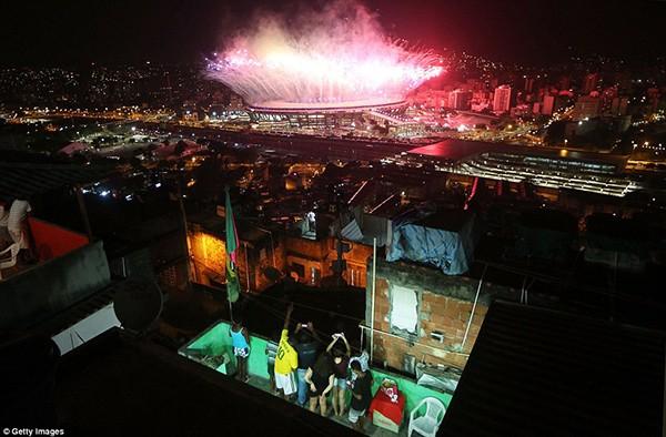 50 khoảnh khắc đẹp ngỡ ngàng tại Olympic Rio 2016 (phần 1) - ảnh 1