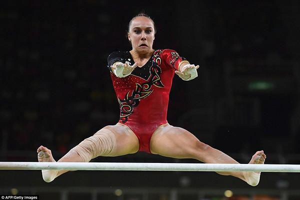50 khoảnh khắc đẹp ngỡ ngàng tại Olympic Rio 2016 (phần 1) - ảnh 4