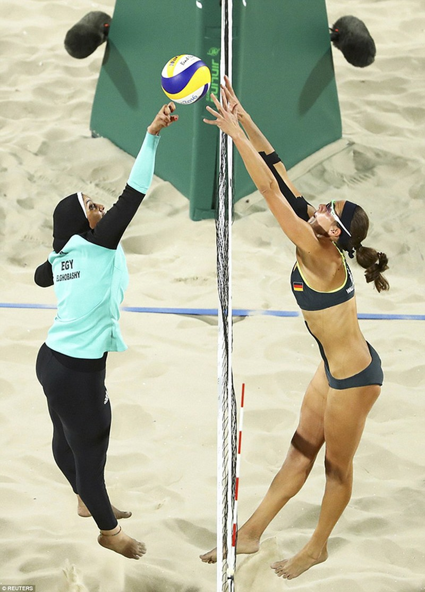 50 khoảnh khắc đẹp ngỡ ngàng tại Olympic Rio 2016 (phần 1) - ảnh 5