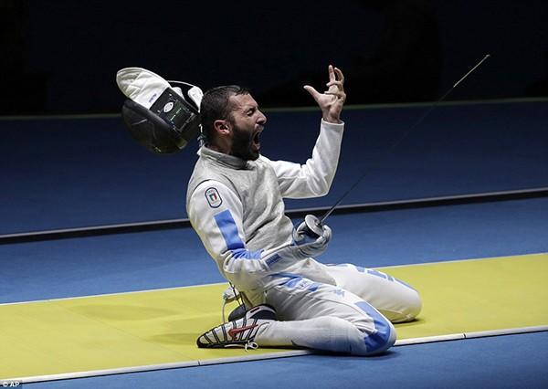 50 khoảnh khắc đẹp ngỡ ngàng tại Olympic Rio 2016 (phần 1) - ảnh 6