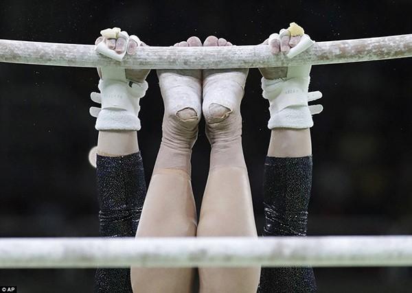 50 khoảnh khắc đẹp ngỡ ngàng tại Olympic Rio 2016 (phần 1) - ảnh 10